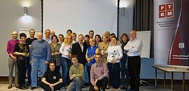XLSTAT i Wycena Przedsiębiorstw - szkolenie członków PTRM w Uniejowie